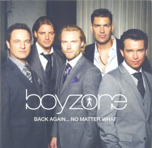 Boyzone - Back Again... No Matter What - The Greatest Hits CD - STARCD 7283