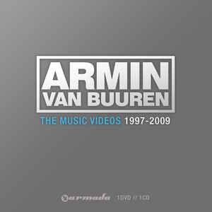 Armin Van Buuren - The Best Of Music Videos CD+DVD - SHELT024
