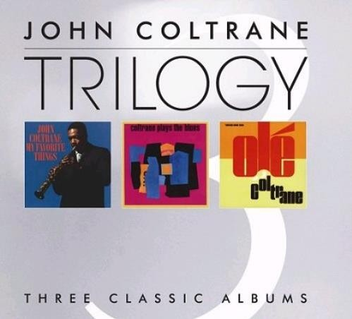 John Coltrane - Trilogy CD - CDWT 1014