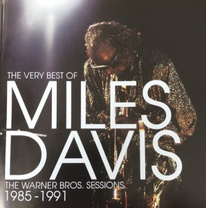 Miles Davis - The Very Best Of Miles Davis (The Warner Bros. Sessions 1985-1991) CD - CDESP 285