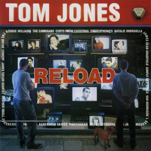 Tom Jones - Reload CD - CDDGR 1455