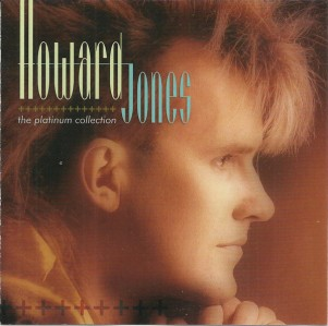 Howard Jones - The Platinum Collection CD - CDWP 023