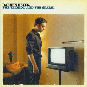 Darren Hayes - The Tension And The Spark CD - CDCOL 6864