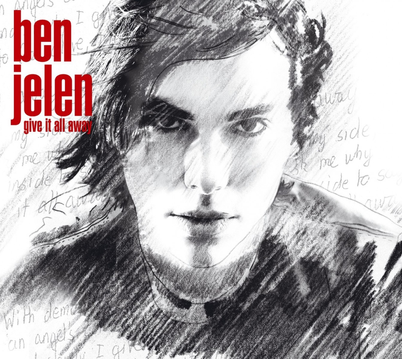 Ben Jelen - Give It Away CD - WBCD 2070