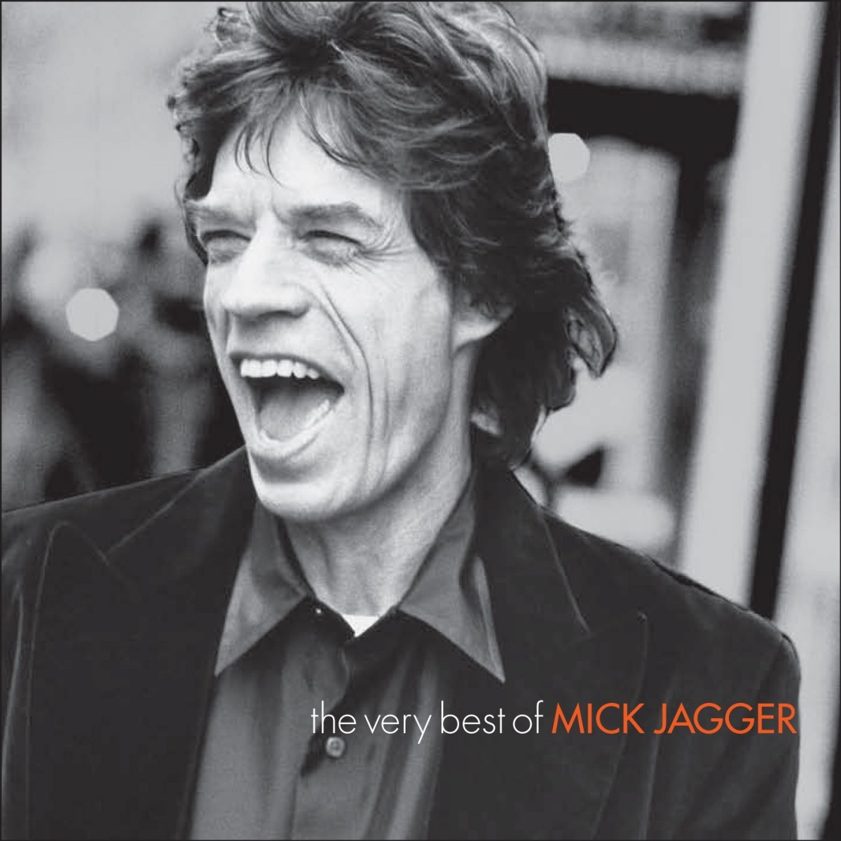 Mick Jagger - The Very Best Of CD - CDESP 305
