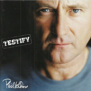 Phil Collins - Testify CD - WICD 5340