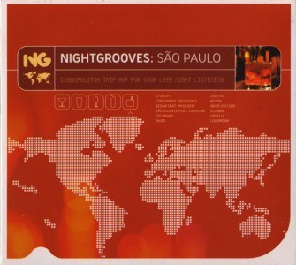 Nightgrooves - Sao Paulo CD - MBB 9747
