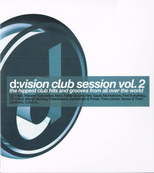 D:Vision Club Session Vol.2 CD - DV 3318.05