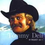Tommy Dell - By Request Vol 1 CD - CDTGE 164