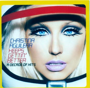 Christina Aguilera - Keeps Gettin' Better: A Decade Of Hits CD+DVD - CDRCA7216