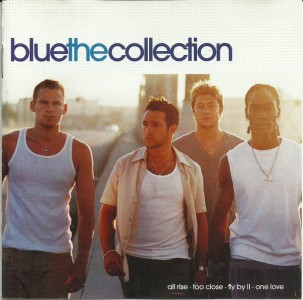 Blue - The Collection CD - CDGOLD 245