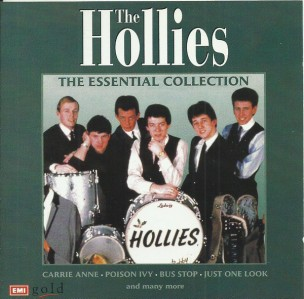 The Hollies - Essential Collection CD - CDGOLD 22
