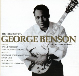 George Benson - Greatest Hits Of All CD - CDESP 148