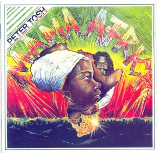 Peter Tosh - Mama Africa R/M CD - CDEMCJ 6013