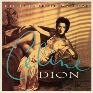 Céline Dion - The Colour Of My Love CD - CDCOL3820