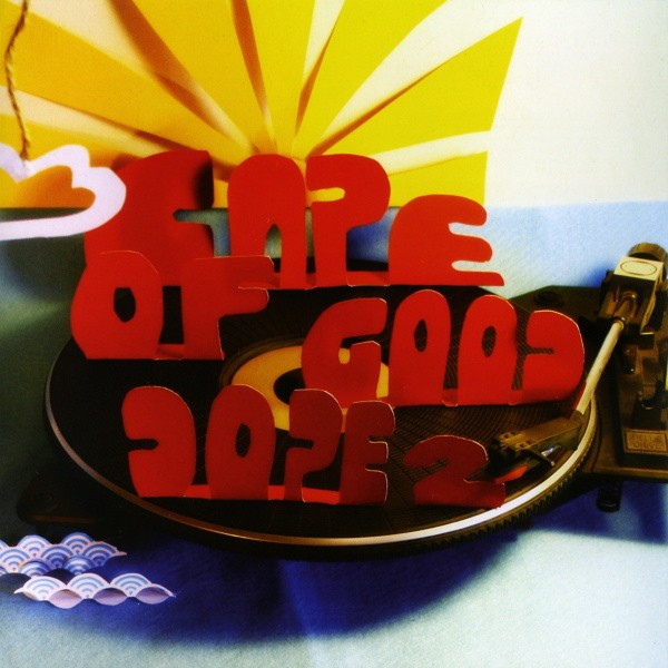 Cape Of Good Dope 2  CD - ADOPECD014