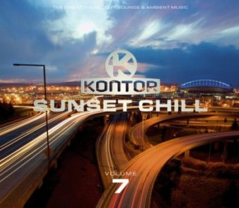 Kontor Sunset Chill Vol 7 CD - 0174192 KON