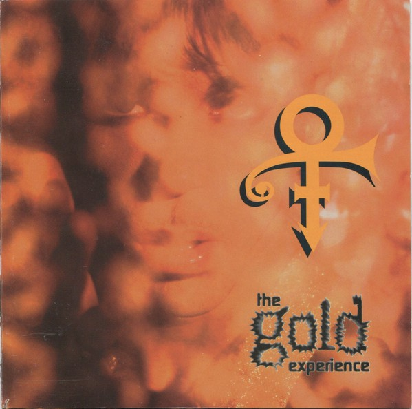 Prince - The Gold Experience CD - WBCD 1824