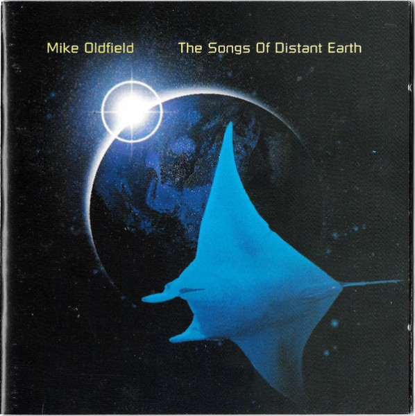 Mike Oldfield - The Songs Of Distant Earth CD - WICD 5197