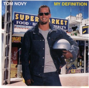 Tom Novy - My Definition CD - CDARI 1345