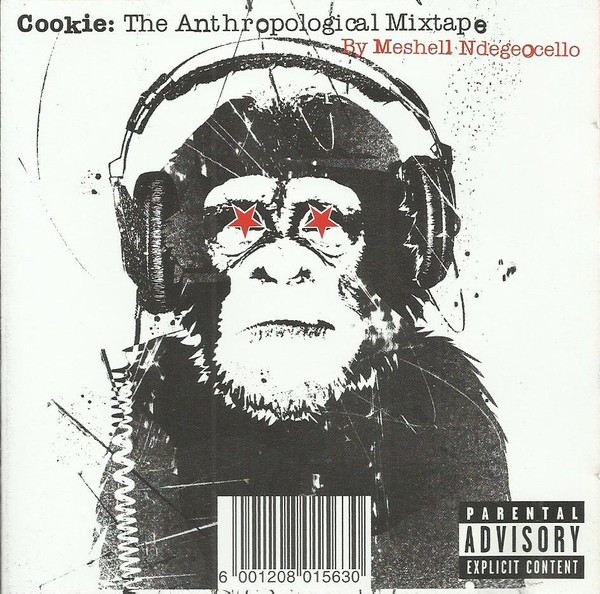 Meshell Ndegeocello - Cookie: The Anthropological Mixtape CD - WBCD 2020