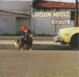 Jason Mraz - Waiting For The Rocket To Come CD - EKCD 6329