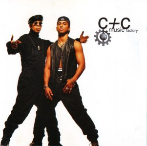 C + C Music Factory - Anything Goes! CD - CK 66160