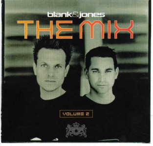 Blank & Jones - The Mix Volume 2 CD - 5050466749123