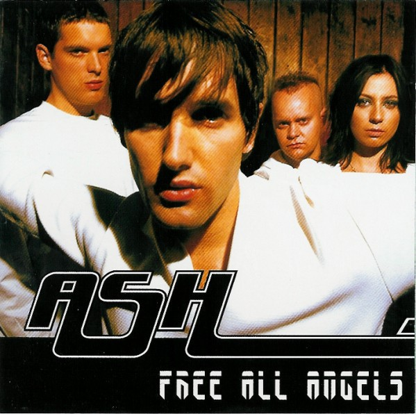 Ash - Free All Angels CD - 0128152INF
