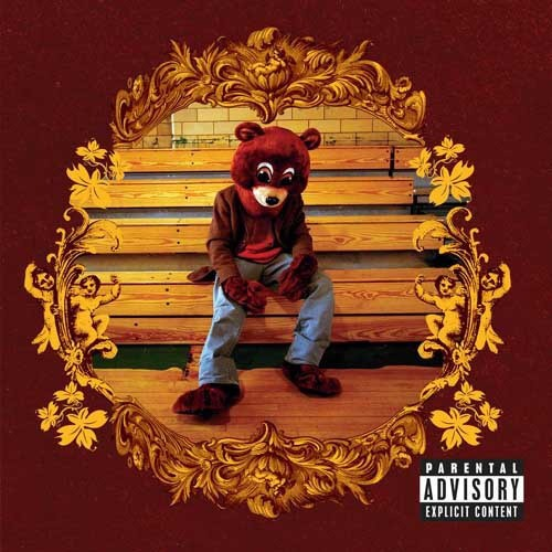 Kanye West - The College Dropout CD - B0002030-02