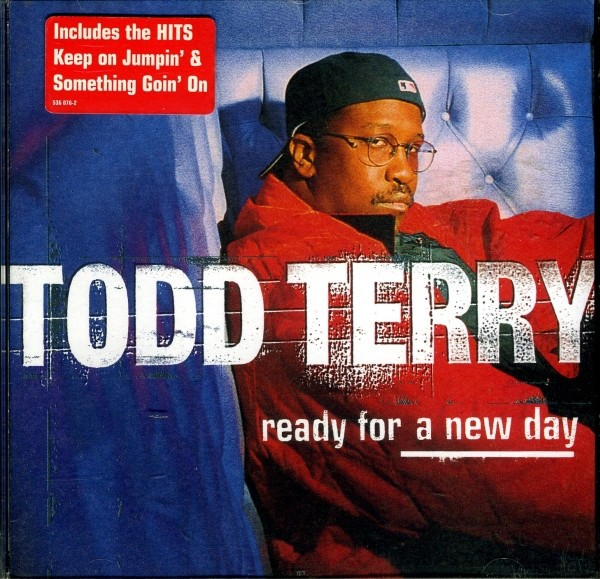Todd Terry - Ready For A New Day CD - 536 076 2