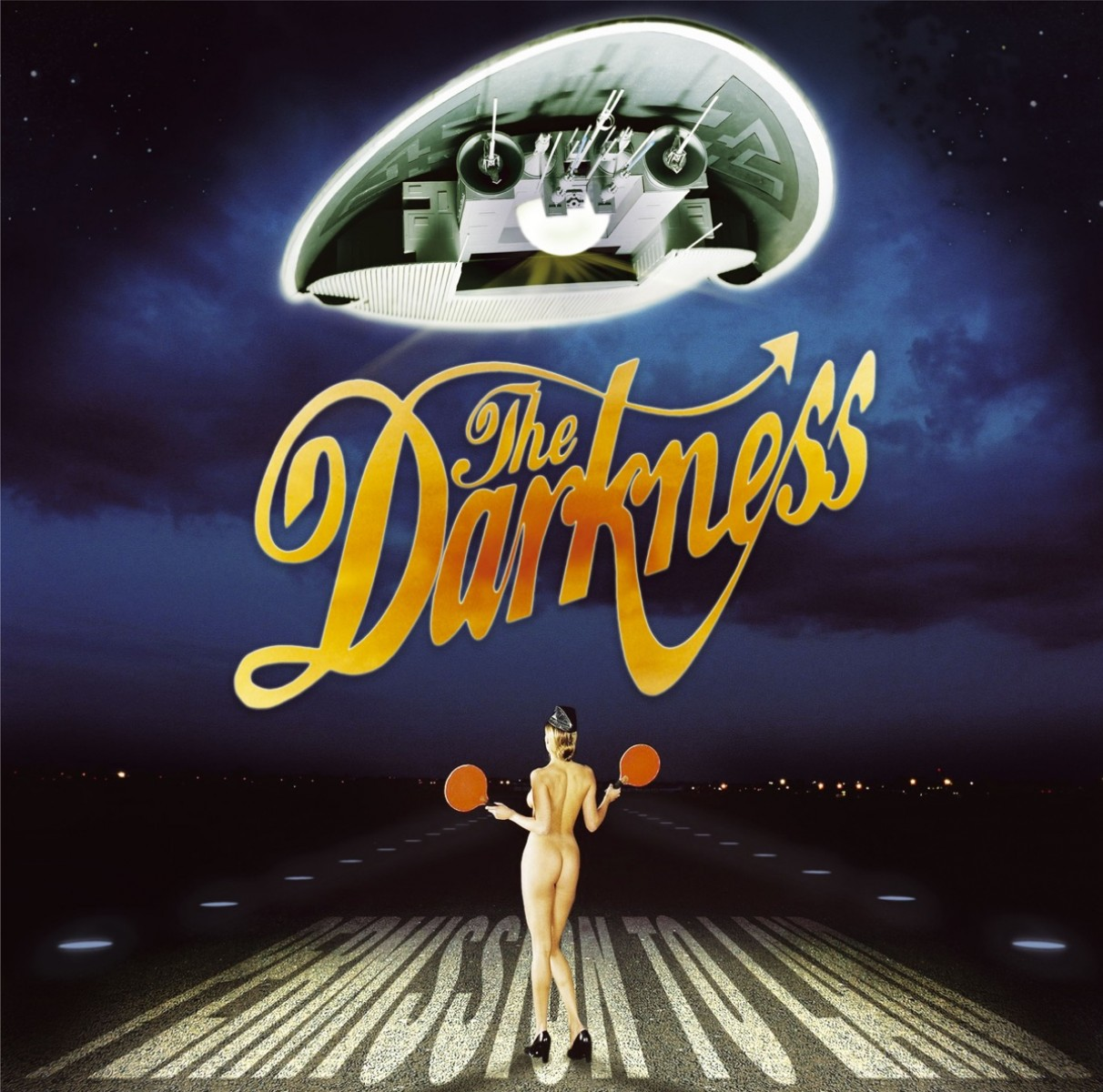 The Darkness - Permission To Land CD - WICD 5352