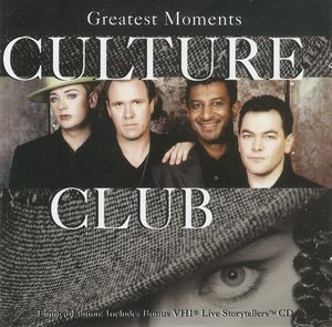 Culture Club - Greatest Moments CD - CDVIRD 398
