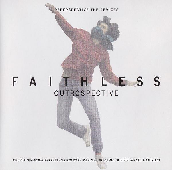 Faithless - Outrospective Reperspective The Remixes CD - 74321953462