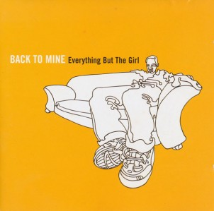 Everything But The Girl - Back To Mine CD - BACKCD6