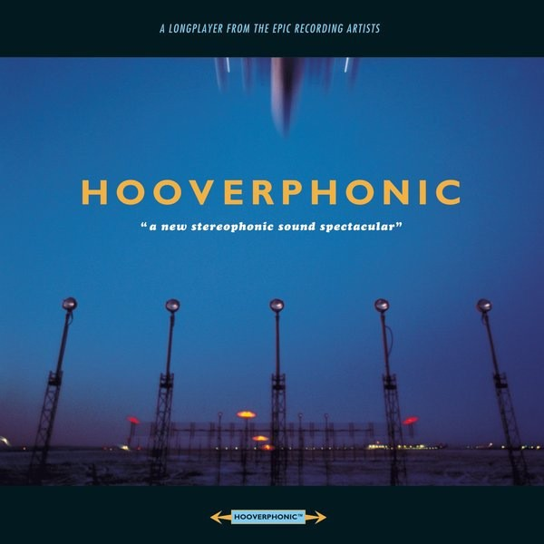 Hooverphonic - A New Stereophonic Sound Spectacular CD - 484389 2
