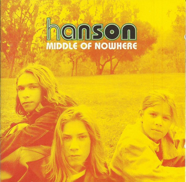 Hanson - Middle Of Nowhere CD - STARCD 6319