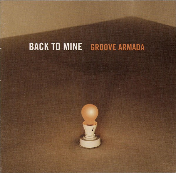 Groove Armada - Back To Mine CD - BACKCD 4