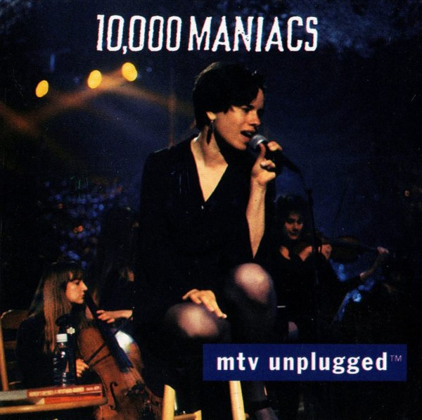 10,000 Maniacs - Mtv Unplugged CD - EKCD 6223