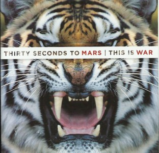 30 Seconds To Mars - This Is War CD - CDVIR 896