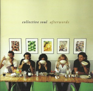 Collective Soul - After Words CD - CDESP 307