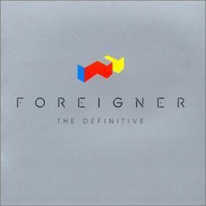 Foreigner - The Definitive CD - CDESP 114