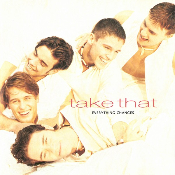 Take That - Everything Changes CD - CDRCA 4066