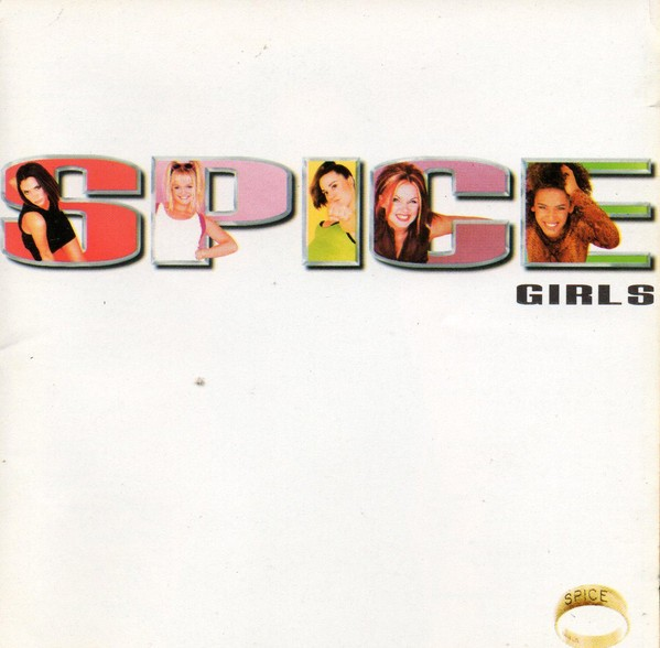 Spice Girls - Spice CD - CDVIR 322