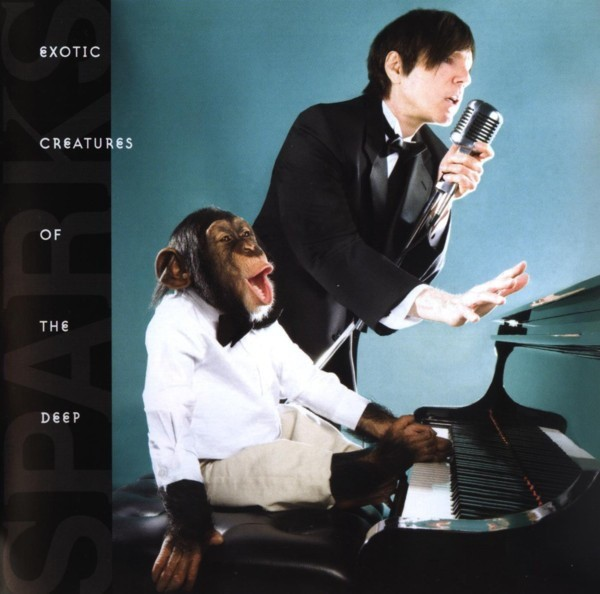 Sparks - Exotic Creatures Of The Deep CD - LBRCD 111
