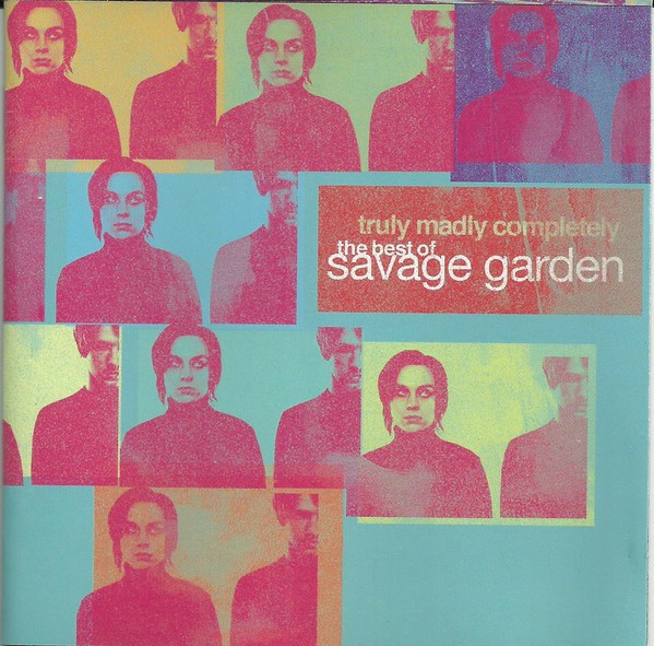 Savage Garden - Truly Madly Completely: The Best Of CD - CDCOL 7022