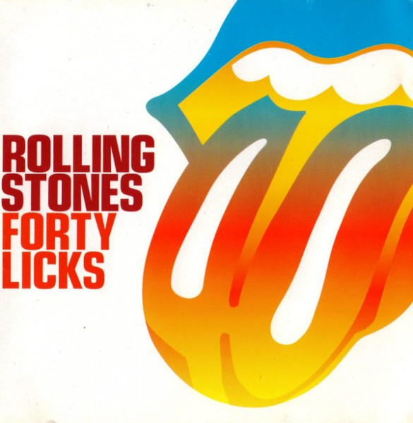 The Rolling Stones - Forty Licks CD - CDVIRD 628