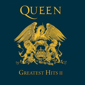 Queen - Greatest Hits II CD - CDEMCJD 5441