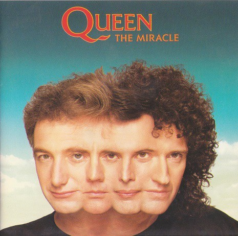 Queen - The Miracle CD - CDP 7923572