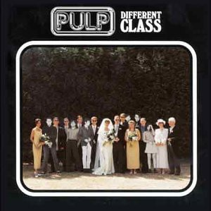 Pulp - Different Class CD - CIDX 8041